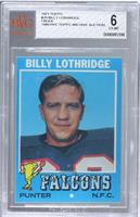 Billy Lothridge [BVG 6]