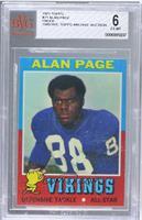Alan Page [BVG6]