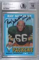 Ray Nitschke [BASCertifiedBGSEncased]