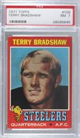Terry Bradshaw [PSA 7 NM]
