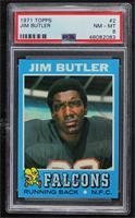 Jim Butler [PSA8NM‑MT]