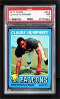 Claude Humphrey [PSA7NM]