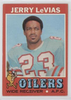 1971 Topps - [Base] #240 - Jerry LeVias