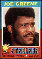 Joe Greene [EX MT+]