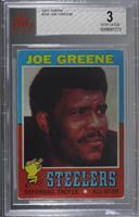 Joe Greene [BVG3VERYGOOD]