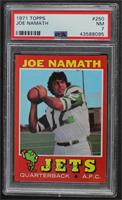 Joe Namath [PSA7NM]