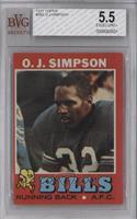 O.J. Simpson [BVG5.5]