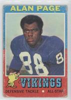 Alan Page [Noted]