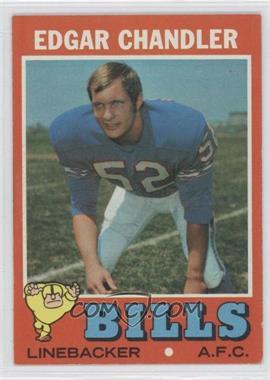 1971 Topps - [Base] #86 - Edgar Chandler