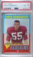 Chris Hanburger [PSA8NM‑MT]