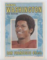 Gene A. Washington [GoodtoVG‑EX]