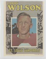 Larry Wilson [Good to VG‑EX]