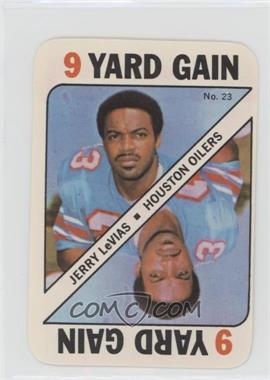 1971 Topps Game Cards - [Base] #23 - Jerry LeVias