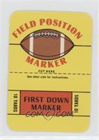 Field Position Marker