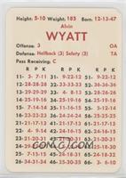 Alvin Wyatt
