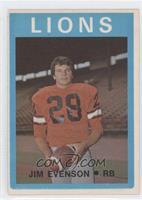 Jim Evenson
