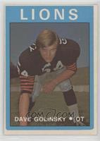 Dave Golinsky [GoodtoVG‑EX]