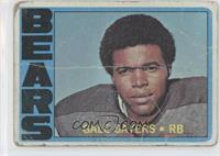 Gale Sayers [Noted]