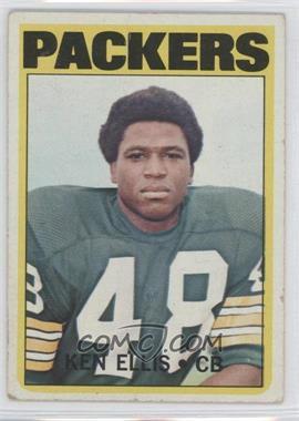 1972 Topps - [Base] #12 - Ken Ellis [GoodtoVG‑EX]
