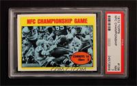 NFC Championship Game (Cowboys vs. 49ers) [PSA7NM]