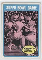 Super Bowl Game [PoortoFair]