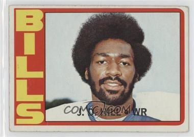 1972 Topps - [Base] #188 - J.D. Hill [GoodtoVG‑EX]