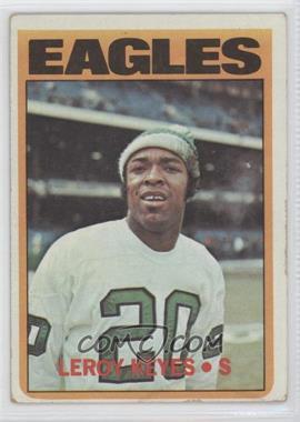 1972 Topps - [Base] #201 - Leroy Keyes [GoodtoVG‑EX]