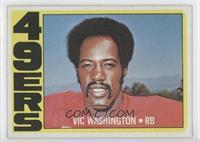Vic Washington [GoodtoVG‑EX]
