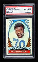 High # - Rayfield Wright [PSA8NM‑MT]