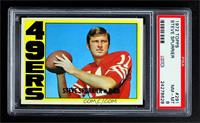 High # - Steve Spurrier [PSA 8 NM‑MT]