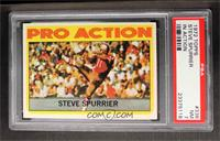 High # - Steve Spurrier [PSA 7 NM]