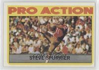 High # - Steve Spurrier