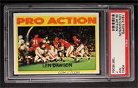 High # - Len Dawson [PSA7NM]