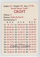 Don Croft