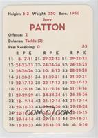 Jerry Patton