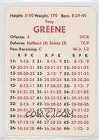 Tony Greene