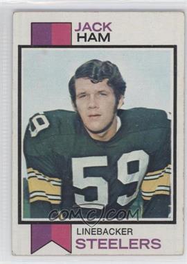 1973 Topps - [Base] #115 - Jack Ham