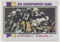 AFC Championship Game (Dolphins vs. Steelers)