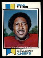Willie Ellison [EXMT]