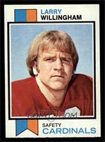 Larry Willingham [EX MT]
