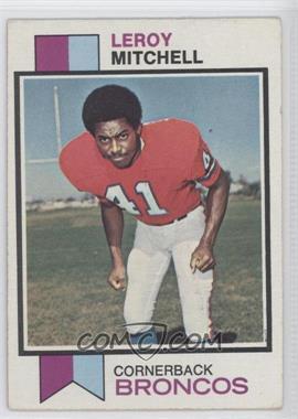1973 Topps - [Base] #217 - Leroy Mitchell