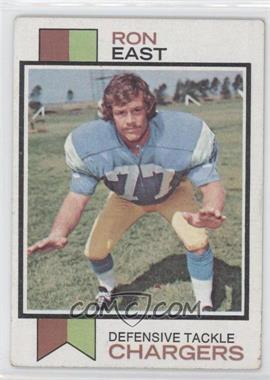 1973 Topps - [Base] #309 - Ron East [Good to VG‑EX]