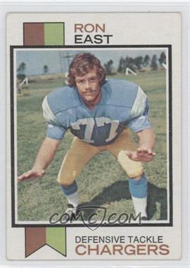 1973 Topps - [Base] #309 - Ron East