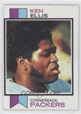 1973 Topps - [Base] #340 - Ken Ellis [GoodtoVG‑EX]