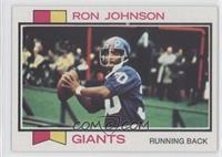 Ron A. Johnson