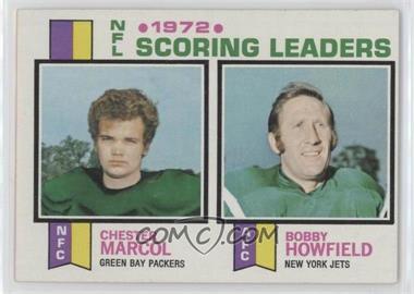 1973 Topps - [Base] #4 - Chester Marcol, Bobby Howfield
