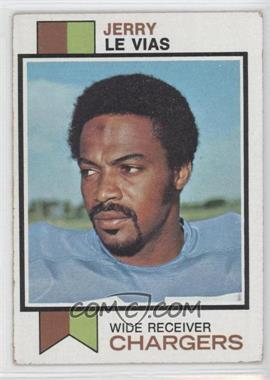1973 Topps - [Base] #522 - Jerry LeVias