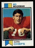 Mo Moorman [NM]