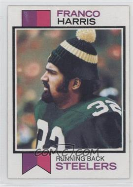 1973 Topps - [Base] #89 - Franco Harris