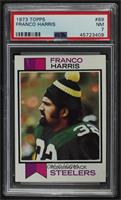 Franco Harris [PSA 7 NM]